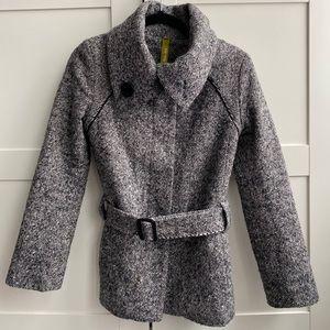 Soia & Kyo- Tweed Wool Jacket Size XS